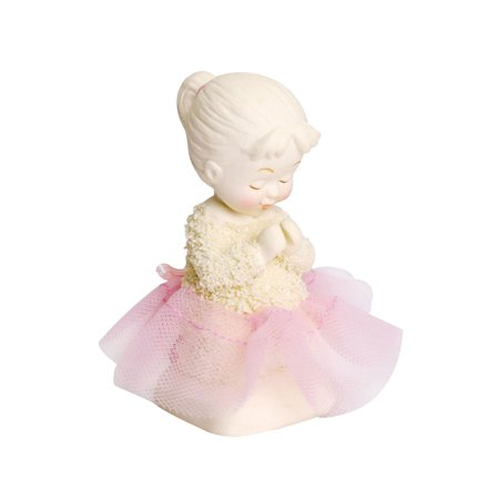 Department 56 Snowbabies 6000848 Saying Prayers Girl 2018