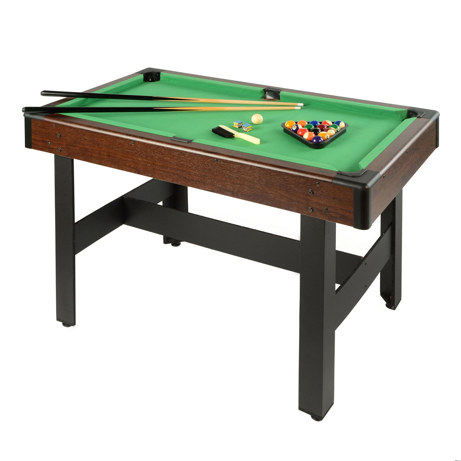 "Voit Billiards 48"" Pool Table With Accessories by Lion Sports"