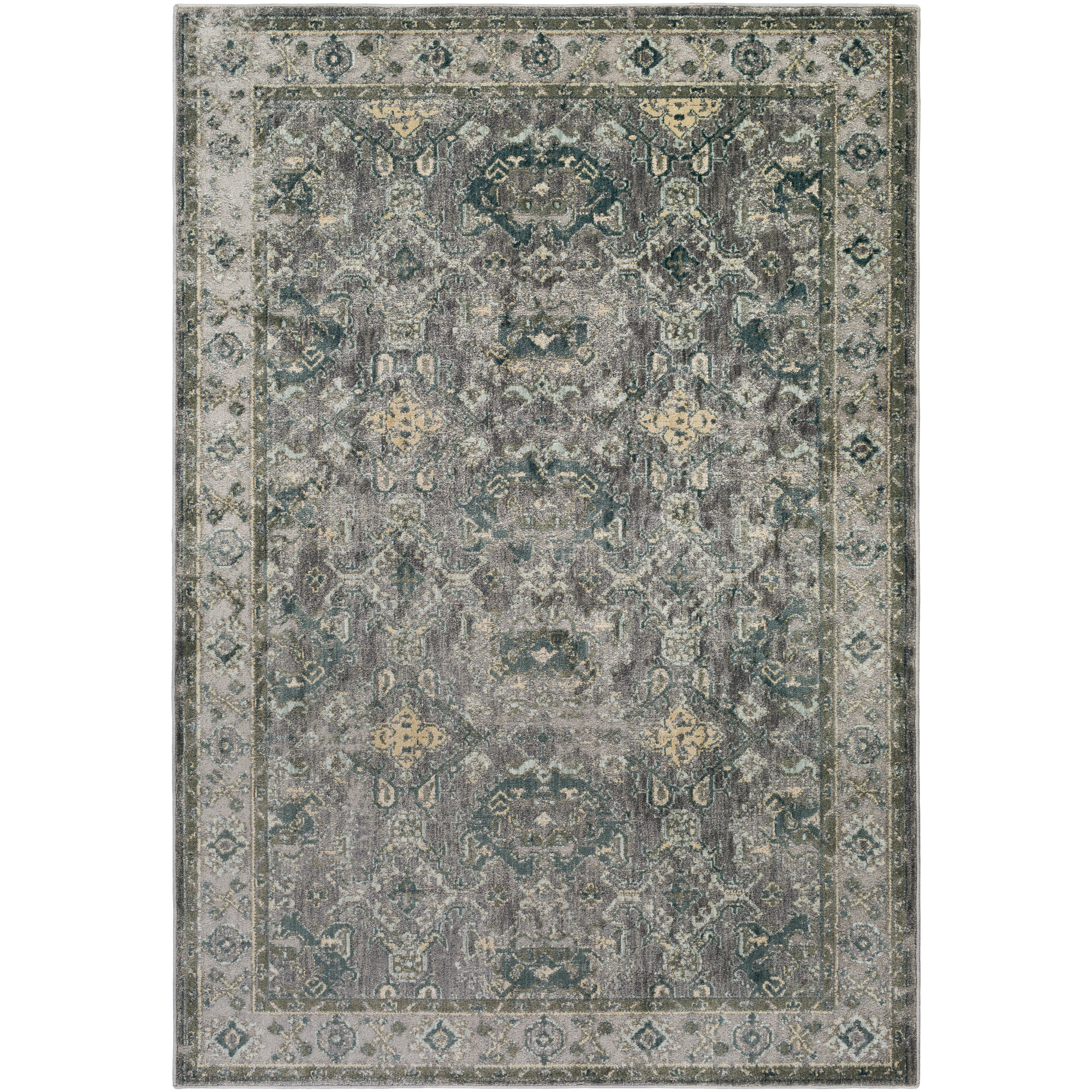 "Art of Knot Suri 1'10"" x 2'11"" Rectangular Area Rug"