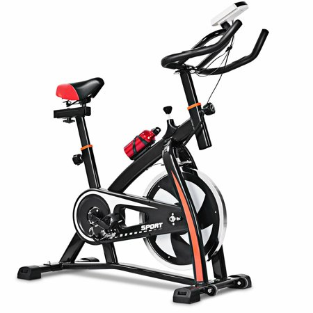 Costway Indoor Cycling Exercise Bike
