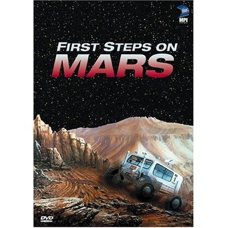 Image of First Steps on Mars