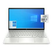 "HP Envy 13.3"" Full HD, Intel Core i5-1035G1, Intel UHD Graphics, 8GB SDRAM, 256GB SSD, Natural Silver, Windows 10, 13-ba0047wm (Google Classroom Compatible)"