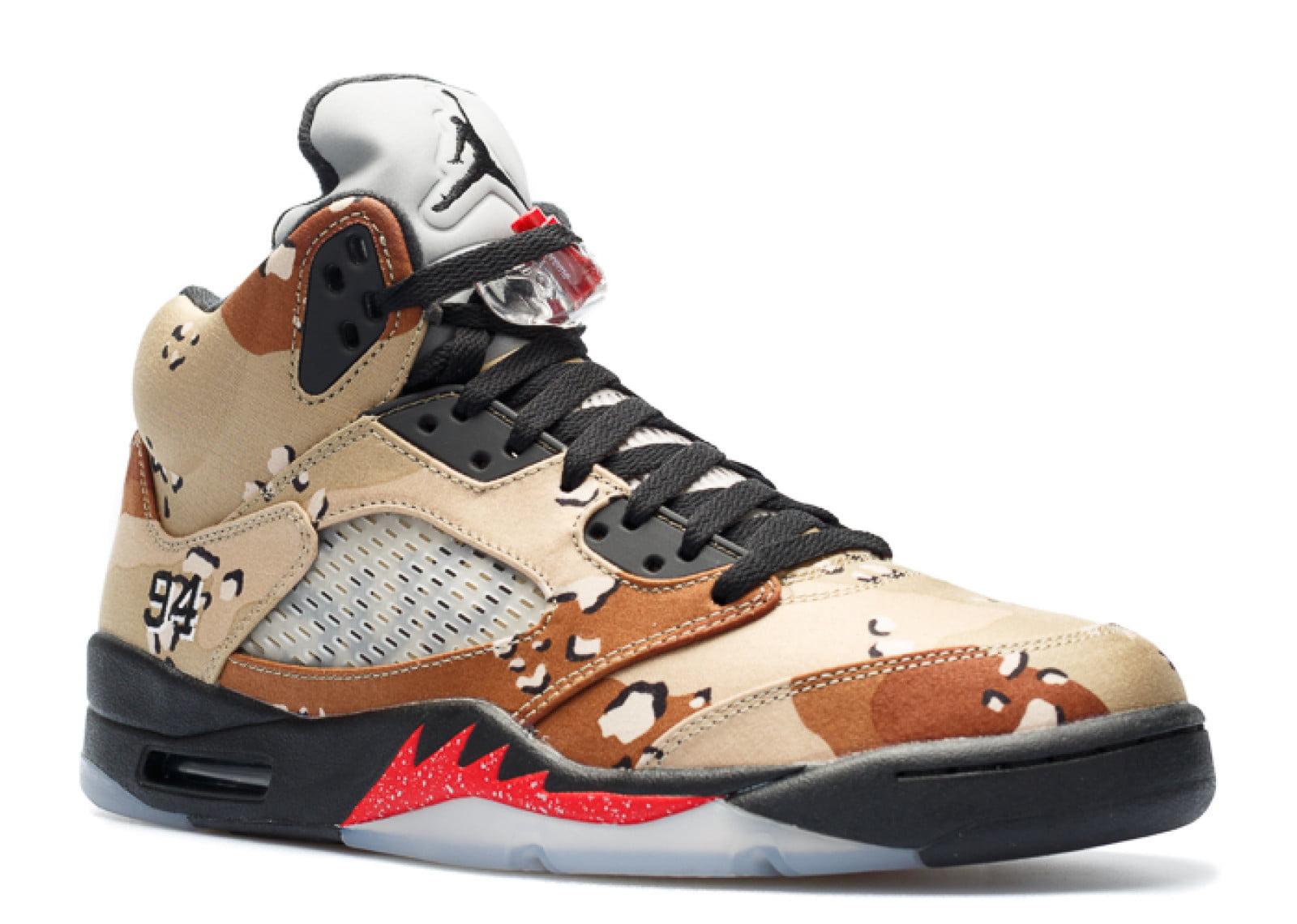 Air Jordan 5 Retro Supreme 'Supreme
