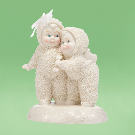 Snowbabies I Am Here For You Figurine Department 56