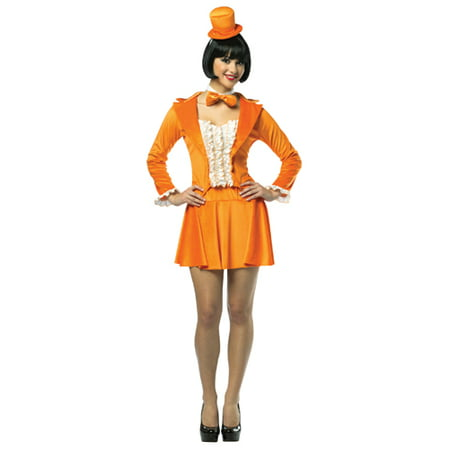 Dumb and Dumber Lloyd Christmas Tuxedo Dress Adult Halloween - Dumb Blonde Halloween Costume