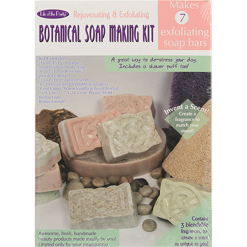 Bar Soap Kit, Botanical