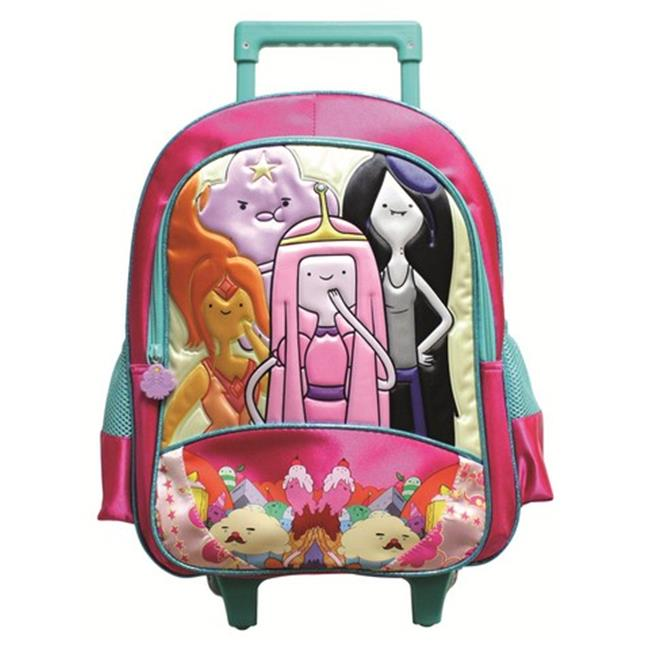 Adventure Time 3348 Princesses Backpack with Wheels