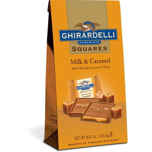 Ghirardelli Milk And Caramel Large Bag