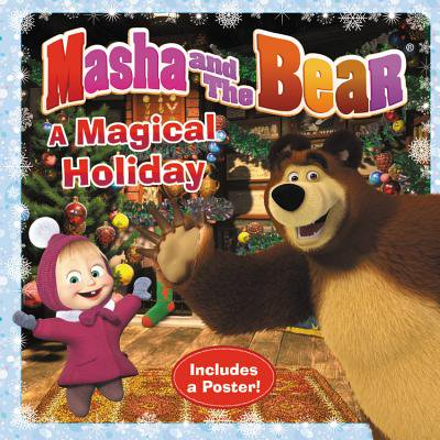 Masha and the Bear: A Magical Holiday (Masha And The Bear Halloween Costume)