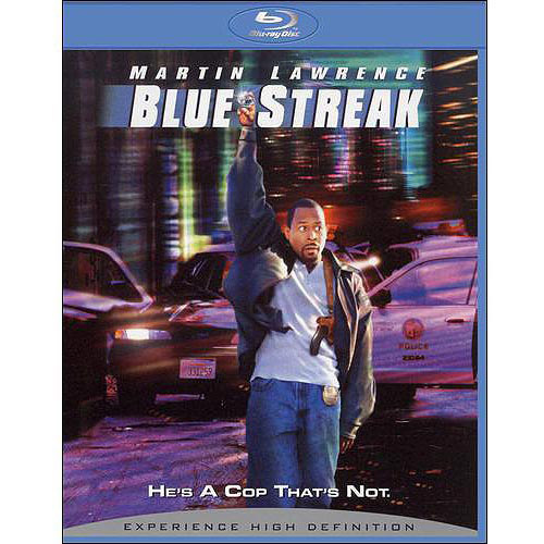 Blue Streak (Blu-ray)