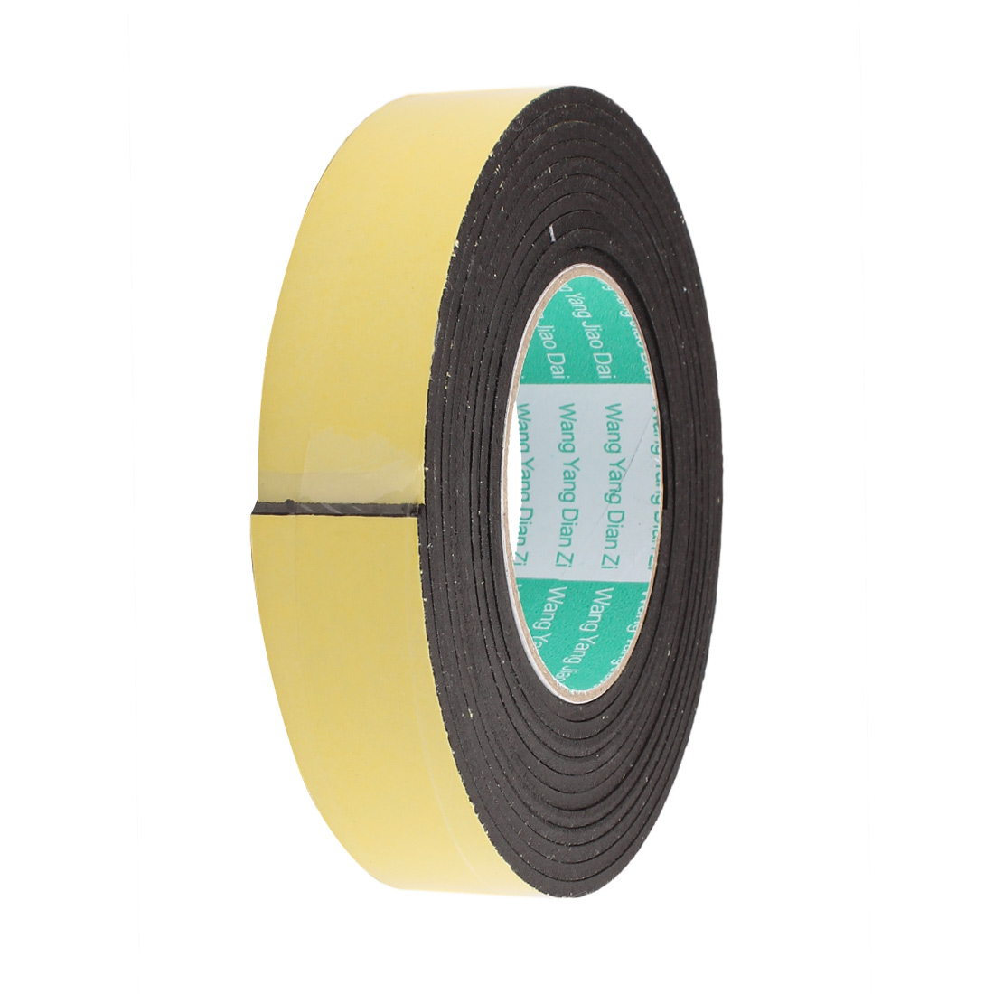 Sponge Neoprene Stripping With Adhesive 1 Inch Wide X 3//4 Inch Thick X 12.5