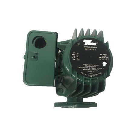 Tyco Life - Taco Pump 0013 BF3-J Circulator Outdoor Wood Boilers 115 volt