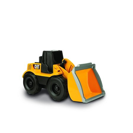 Toy State CAT Big Builder Wheel Loader Lands Remote (Styles May Vary), Safety and quality tested to ensure safe play By Toystate