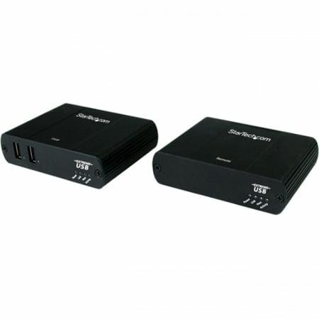 Startech Étendre deux connexions USB 2.0 avec une puissance jusqu'à 330 pieds sur CAT5 ou CAT6 Cabl - image 1 de 1