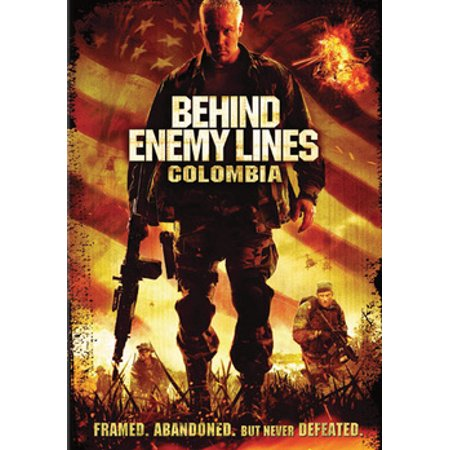 Behind Enemy Lines: Colombia (DVD)