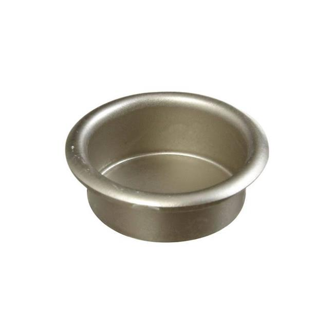 0.75 in. Cup Pulls - Satin Nickel - image 1 of 1