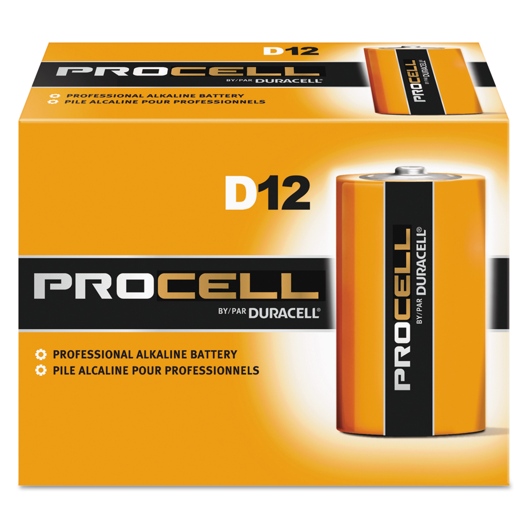 Best D Batteries - Duracell Procell Alkaline D Batteries 12/Box Review