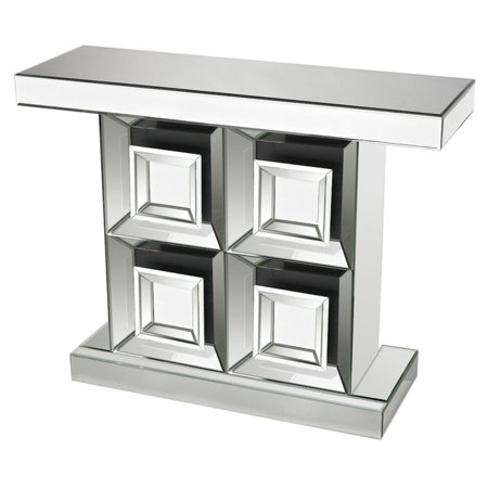 Sterling Liberty Mirrored Console Table ()