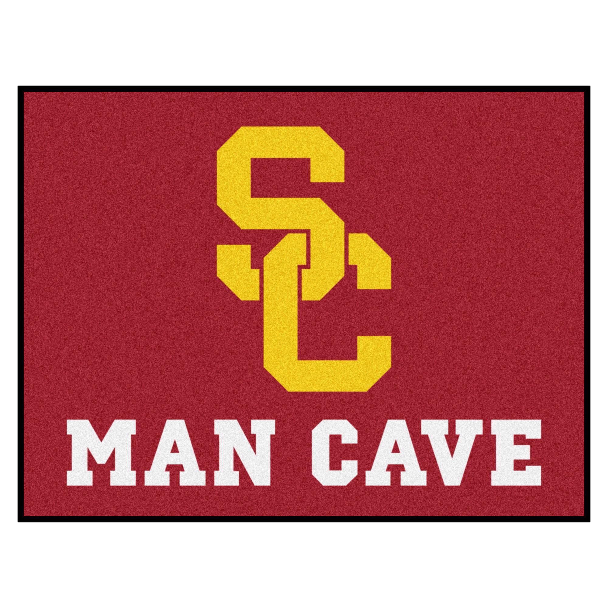 "Southern California Man Cave All-Star Mat 33.75""x42.5"""