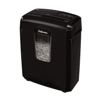 Fellowes Powershred 9C 9-sheet Cross-Cut Shredder