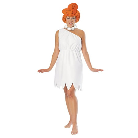 Women's Wilma Costume (Flintstone Family Costumes)