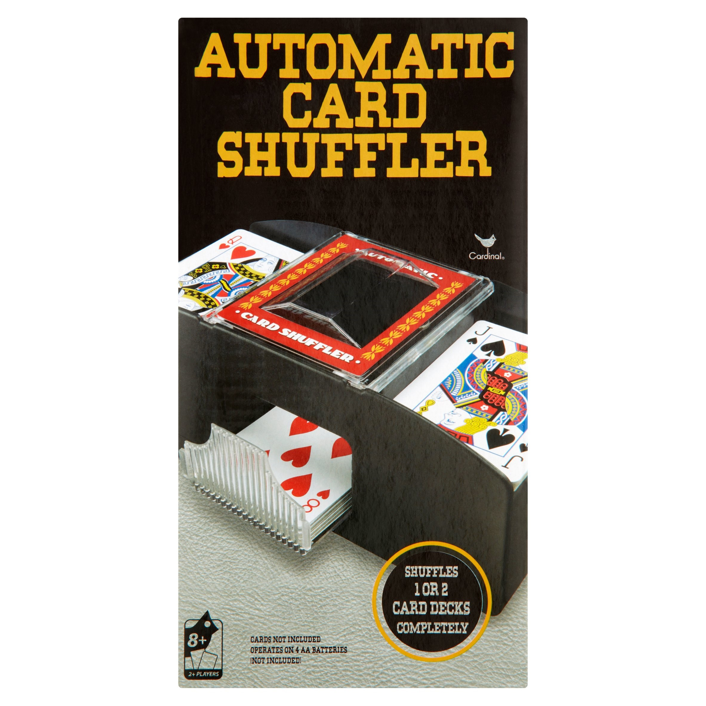 Cardinal Automatic Card Shuffler Ages 8+