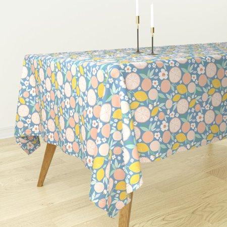 Jumbo Comforter - Tablecloth Jumbo Indy Bloom Design Comforter Nursery Cotton Sateen