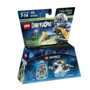 LEGO Dimensions Zane (LEGO Ninjago) Fun Pack (Universal)