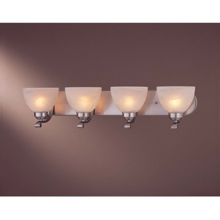 Minka Lavery Paradox 5424-84-PL Bathroom Vanity Light