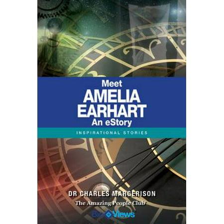 Meet Amelia Earhart - eBook (Amelia Earhart Costume For Girls)