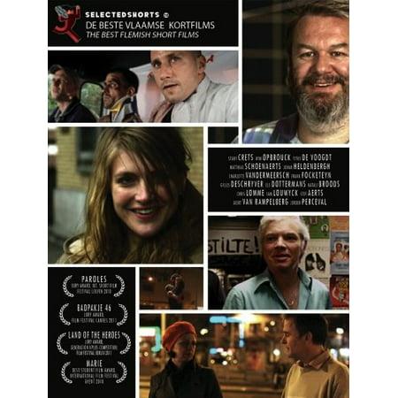 Selected Shorts #13 - The Best Flemish Short Films ( BADPAKJE 46 / HET BIJZONDERE LEVEN VAN ROCKY DE VLAEMINCK / DANSEN MET TRAVOLTA / ST JAMES INFI [ NON-USA FORMAT, PAL, Reg.0 Import - Netherlands ] ()
