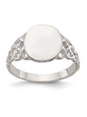cd312818688176 Product Image Versil Solid Sterling Silver Signet Ring