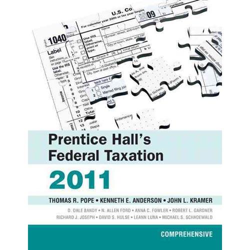 Prentice Hall's Federal Taxation : Comprehensive