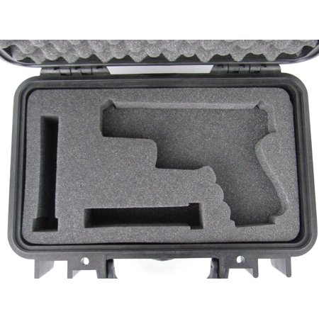 Pelican Case 1170 Custom Foam Insert for Glock 27 Handgun and 2 Magazines (Foam (Best Handgun For 500)