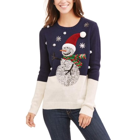 holiday time womens ugly christmas sweaters - Christmas Sweaters Walmart