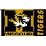 NCAA Missouri Tiger 3' x 5' Flag
