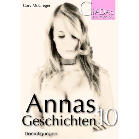 Annas Geschichten 10 - eBook](Halloween Geschichten Ab 10)