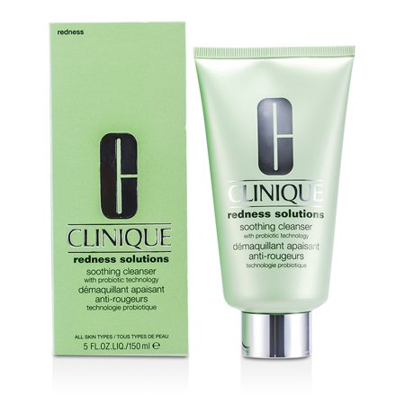 Clinique - Redness Solutions Soothing Cleanser -150ml/5oz (Redness Solutions)