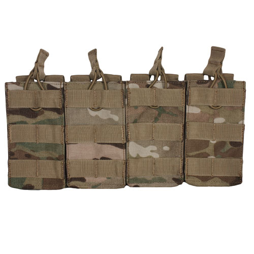 M4 120-Round Quick Deploy Pouch Multicam - 56-694 - Outdoor