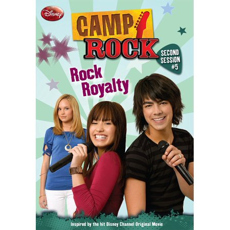 Camp Rock: Second Session: Rock Royalty - eBook