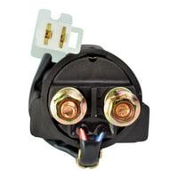 Kimpex HD HD Starter Solenoid Relay Fits Honda, Fits Yamaha - 225102 OEM# 1J7-81940-10-00   #225102