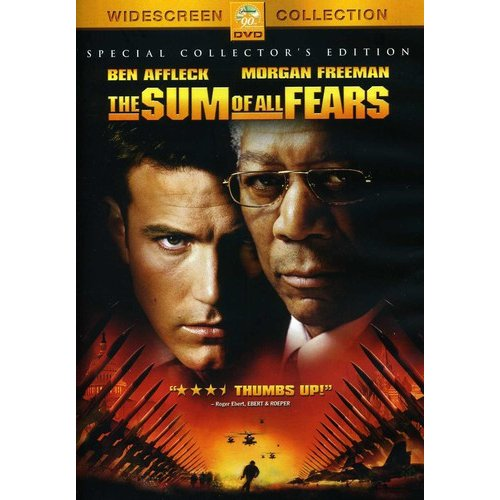 The Sum Of All Fears (Widescreen)