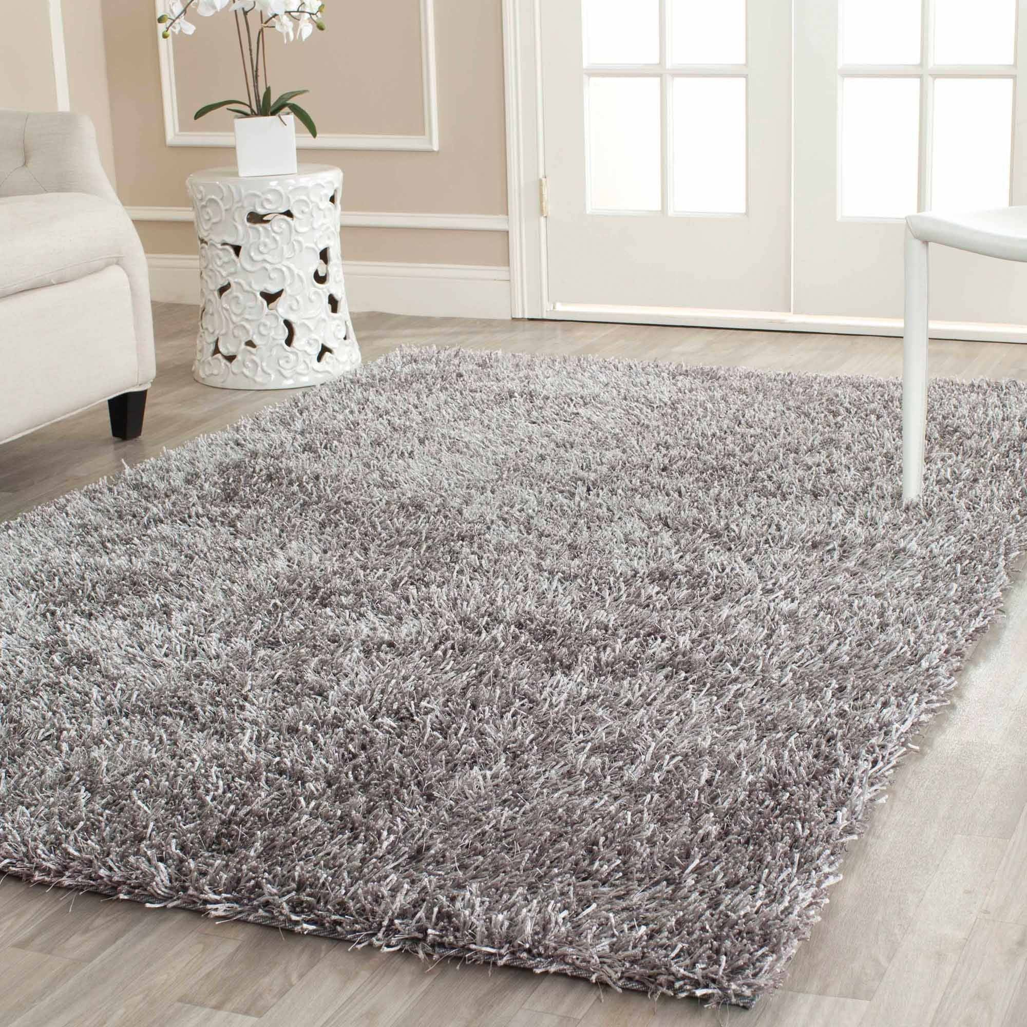 Safavieh Darius Hand-Tufted Shag Area Rug or Runner