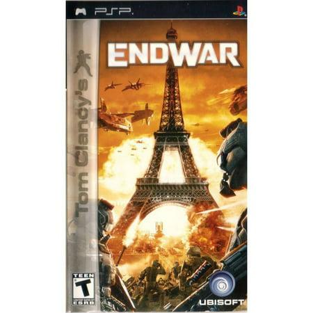 Tom Clancy: End War (PSP) ()