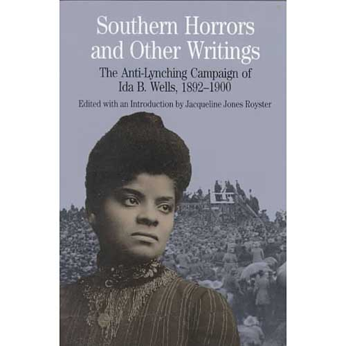 southern horrors and other writings essays on the great
