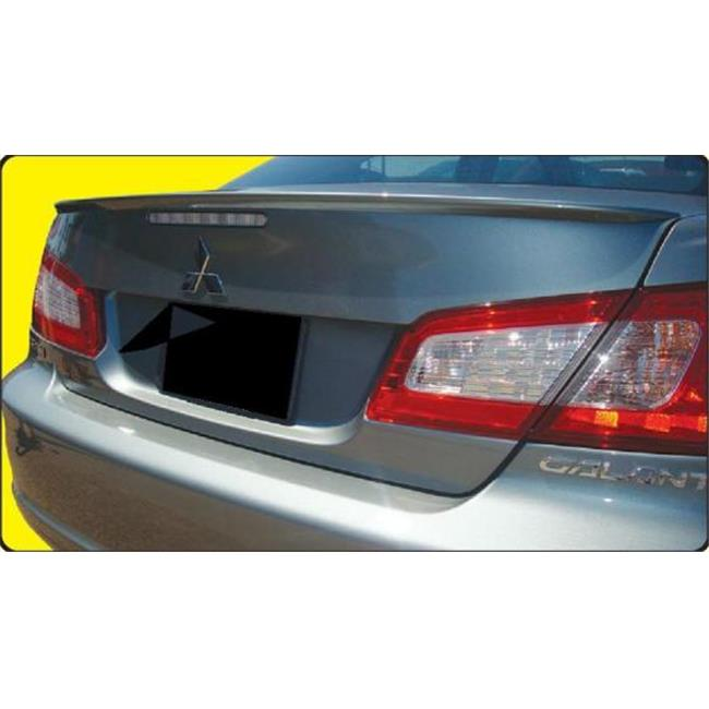 Elite Spoilers Elite ABS208A-Primer Mitsubishi Galant Lip...