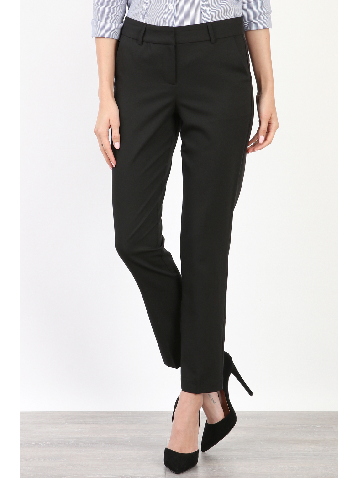 Maryclan Women's Cool Tropical Little But Cut Dress Pants