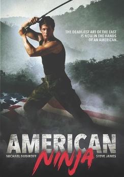 American Ninja (DVD) by Olive Films
