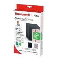 Honeywell True HEPA Filter Value Combo Pack