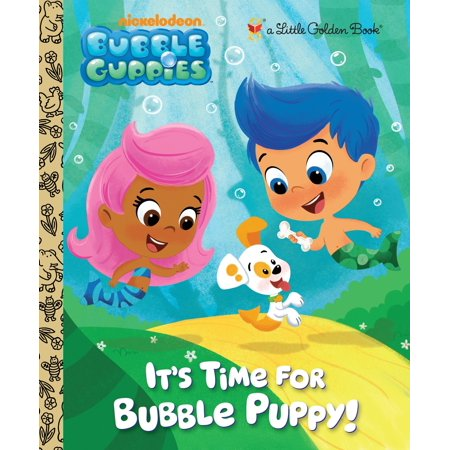 It's Time for Bubble Puppy! (Bubble Guppies) - Bubble Guppies Party Food Ideas